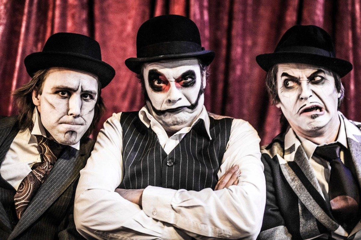 COVID-19 by The Tiger Lillies